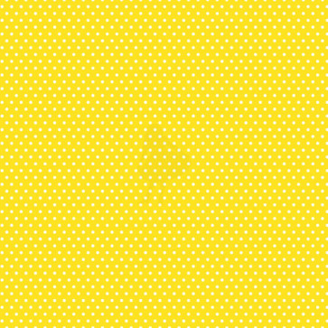 "Core'dinations Core Basics Patterned Cardstock 12x12"" - Yellow Small Dot"