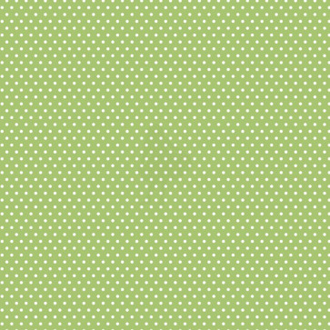 """Core'dinations Core Basics Patterned Cardstock 12x12"""" - Light Green Small Dot"""