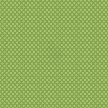 "Core'dinations Core Basics Patterned Cardstock 12x12"" - Light Green Large Dot"
