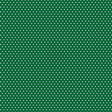 """Core'dinations Core Basics Patterned Cardstock 12x12"""" - Dark Green Small Dot"""
