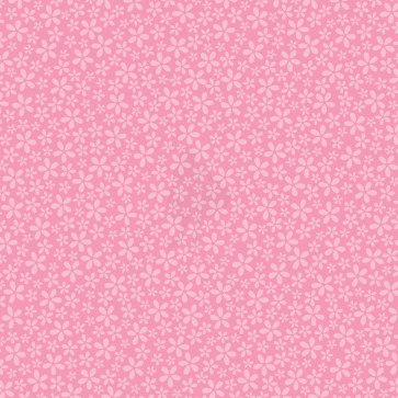 """Core'dinations Core Basics Patterned Cardstock 12x12"""" - Light Pink Flower"""