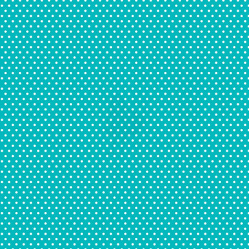 "Core'dinations Core Basics Patterned Cardstock 12x12"" - Teal Small Dot"