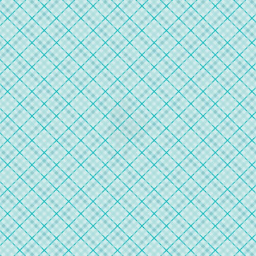"Core'dinations Core Basics Patterned Cardstock 12x12"" - Teal Plaid"