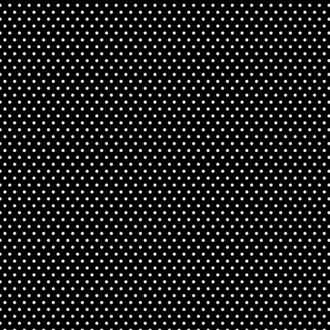 """Core'dinations Core Basics Patterned Cardstock 12x12"""" - Black Small Dot"""