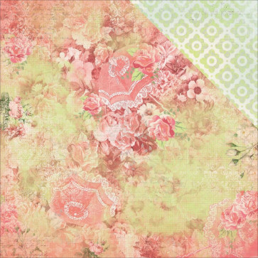 "BoBunny Soiree Double-Sided Cardstock 12x12"" - Soiree"