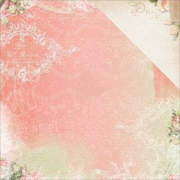 """BoBunny Soiree Double-Sided Cardstock 12x12"""" - Exquisite"""
