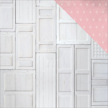 "KaiserCraft Rose Avenue Double-Sided Cardstock 12x12"" Wood Panels"