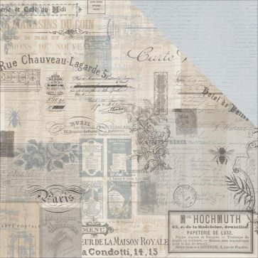 """KaiserCraft Romantique Double-Sided Cardstock 12x12"""" R.S.V.P."""