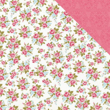"""KaiserCraft Miss Betty Double-Sided Cardstock 12x12"""" Sewn"""
