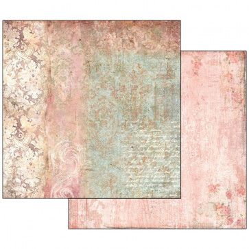 """Stamperia Double-Sided Cardstock 12x12"""" Dream Texture Tapestry"""