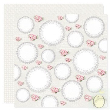 "LemonCraft 12x12"" Scrapbooking Cardstock - Just Love Me 04"