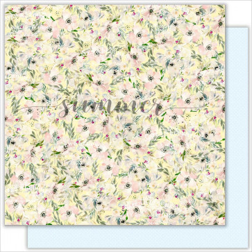 Summer-Studio My Honey Bunny 30,5x30,5 cm Dobbeltsidet Cardstock - Wonderland