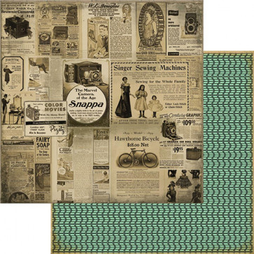 "Marion Smith Designs Nirvana Double-Sided Cardstock 12x12"" - Printworthy"