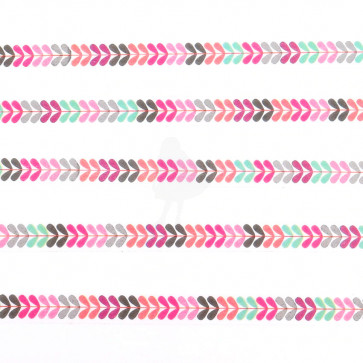Beyond Visions Small Washi Tape 8mm, Mønster 166