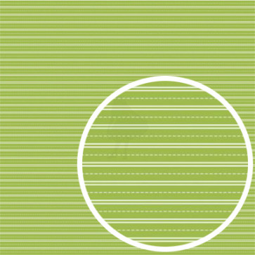 "We R Washi Tape Adhesive Sheet 6x6"" - Lime"