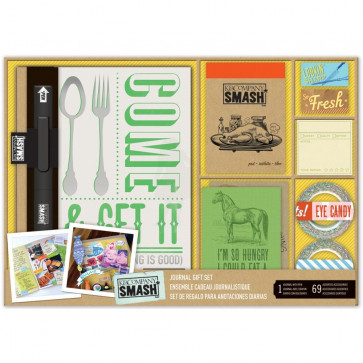 K&Company SMASH Folio Gift Set 69 dele - Tasty