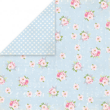 """Craft & You Design Double-Sided Cardstock 12x12"""" - Bird Song 05"""