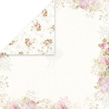 """Craft & You Scrapbooking Ark 12x12"""" - White Day 1"""