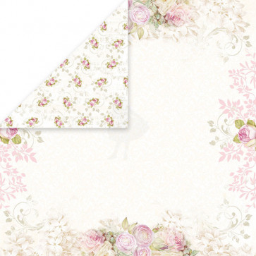 """Craft & You Scrapbooking Ark 12x12"""" - White Day 3"""