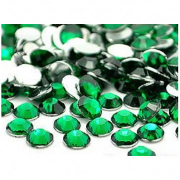 3mm Rhinsten - Emerald