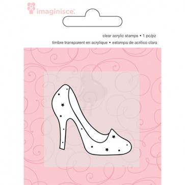Imaginisce Little Princess Snag 'em Stamp - Slipper