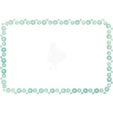 So Sophie Clever Transparency Frame - Pure Bliss