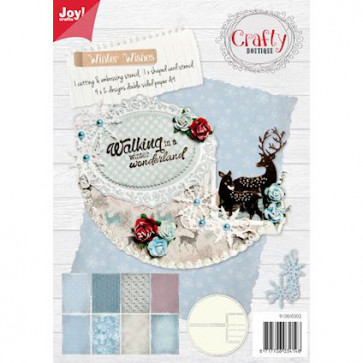 Joy Set, Crafty Boutique, Winter Wonderland