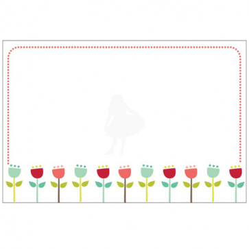 Lime Twist Life Of The Party Transparency Frame - Love