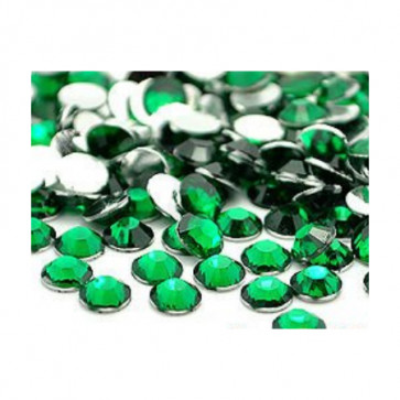 4mm Rhinsten - Emerald