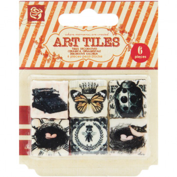 Prima Marketing Almanac Art Tiles