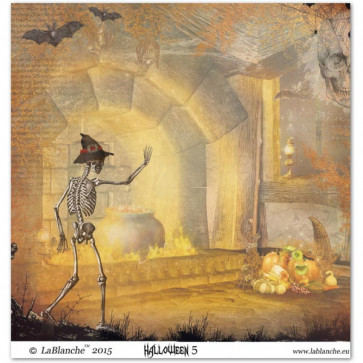 LaBlanche Papers Halloween 5
