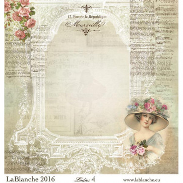"LaBlanche Papers ""Ladies"" 4"