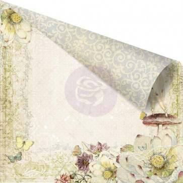 "Prima Marketing Fairy Belle Dobbeltsidet Cardstock 12x12"" -  Summer Dream"
