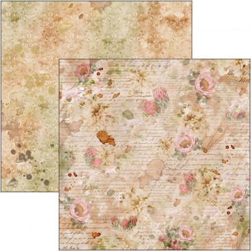 """Ciao Bella Double-Sided Cardstock 90lb 12x12"""" The Muse, Inexhaustible Source Of Magic"""