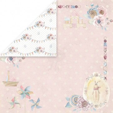 "Craft & You Scrapbooking Ark 12x12"" Baby World 3"