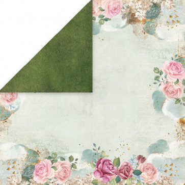 """Craft & You Scrapbooking Ark 12x12"""" Flower Vibes 6"""