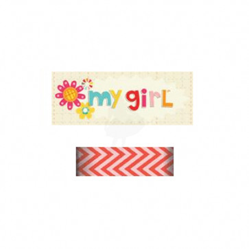 My Girl Decorative Tape A