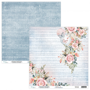 """Mintay 7th Heaven Double-Sided Cardstock 12x12"""" Design 4"""