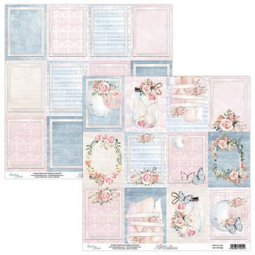 """Mintay 7th Heaven Double-Sided Cardstock 12x12"""" Design 6"""