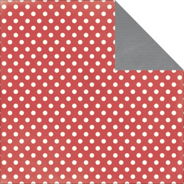 "KaiserCrafts On The Move 12x12"" Dobbeltsidet Cardstock - Diesel"