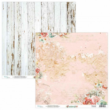 """Mintay Birdsong Double-Sided Cardstock 12x12"""" Design 5"""