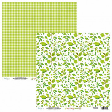"Mintay Springtime Double-Sided Cardstock 12x12"" Design 3"