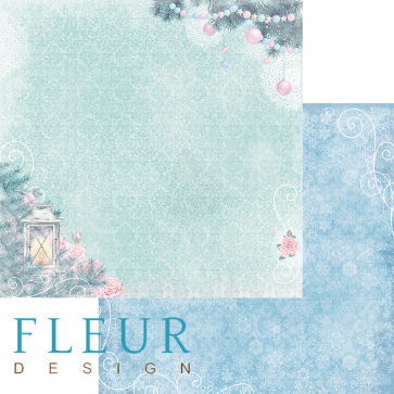 """Fleur New Year Fairy Tale 12x12"""" Paper Collection - Hearth"""