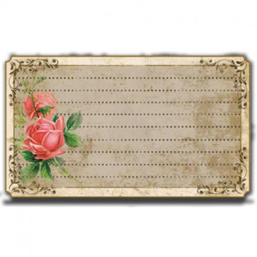 Journaling Notecards - Romance Novel # 2