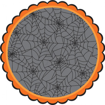 Trick Or Treat Decorative Edge Die-Cut Paper 11""