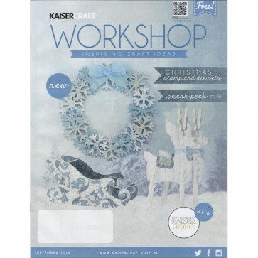 Gratis Workshop Magazine September 2016