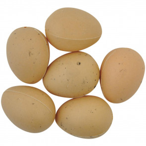 "Kaisercraft Decorative Eggs .625x.875"" 1 stk"