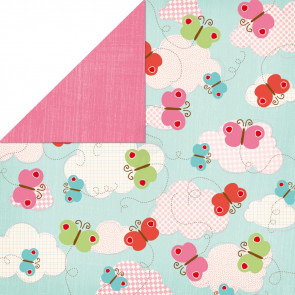 "Grace Taylor Playtime Paper 12x12"" - Flutterby"