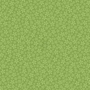 "Core'dinations Core Basics Patterned Cardstock 12x12"" - Light Green Flower"