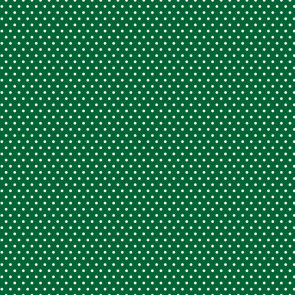 "Core'dinations Core Basics Patterned Cardstock 12x12"" - Dark Green Small Dot"